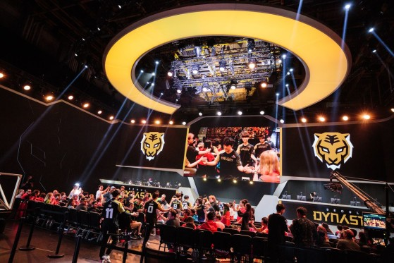 Overwatch League 2019, OWL 2019 : Playoffs, Stage 1, Seoul Dynasty, NYXL