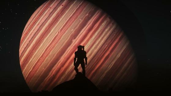 Star Citizen : Crusader, planète du système Stanton