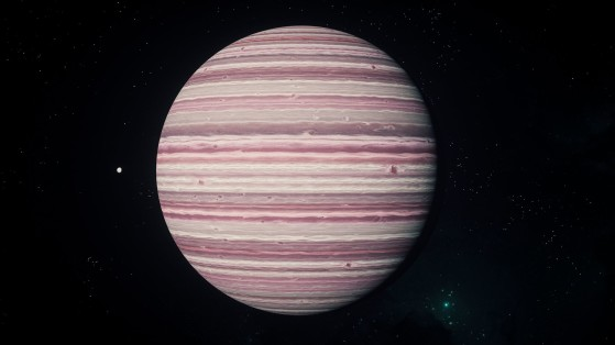 Quelques ressemblances avec Jupiter pour Crusader - Star Citizen