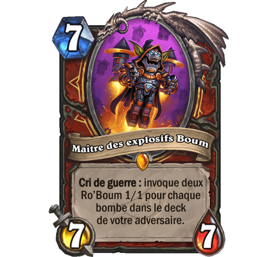 Version FR - Hearthstone