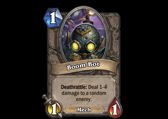 Ro'Boom - Hearthstone