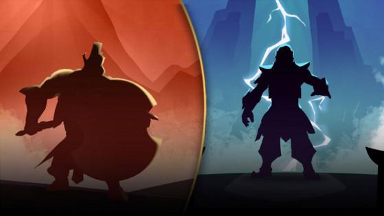 DotA Auto Chess : Drodo Studio tease Zeus, Mars les prochains héros ?