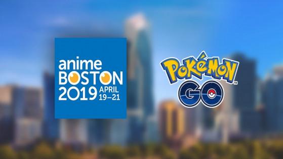 Pokémon GO : Anime Boston 2019, starter Sinnoh