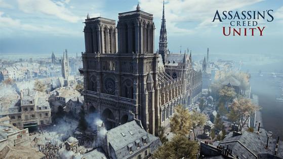 Notre Dame de Paris : Ubisoft participe à la restauration et offre AC Unity