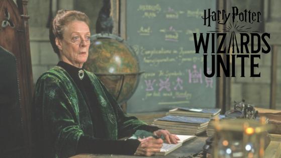 Harry Potter Wizards Unite : Professeur, arbre talent, compétences