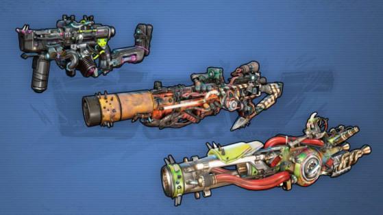 Armes COV - Borderlands 3