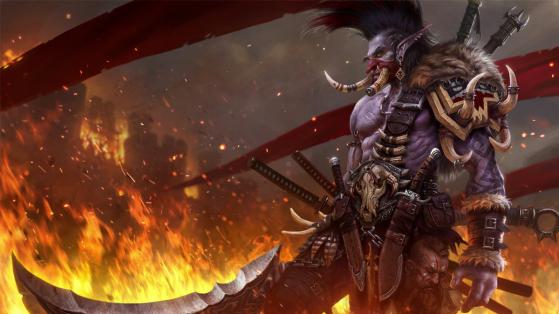 Il a pas l'air comme ça, mais je vous assure qu'il est très très accessible. - World of Warcraft