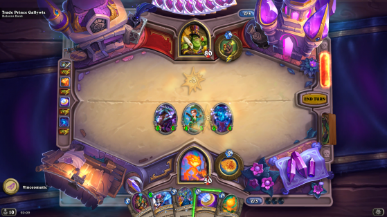 La fatigue au tour 3, c'est faisable ! - Hearthstone
