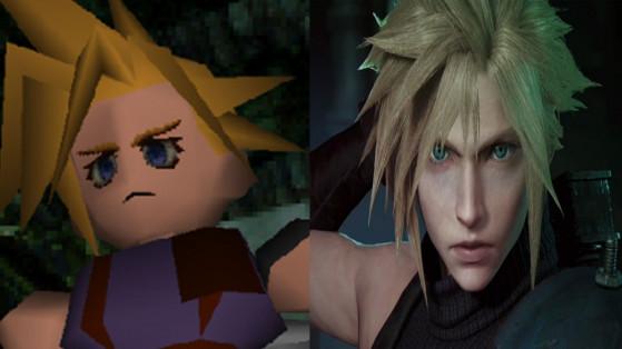 Final Fantasy 7 Remake : Le remake VS le jeu original de 1997