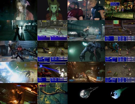 Cliquez pour agrandir - Final Fantasy 7 Remake