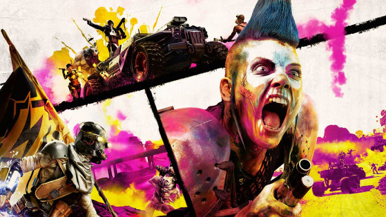 Rage 2 : Roadmap 2019, dlc, season pass, mise à jour