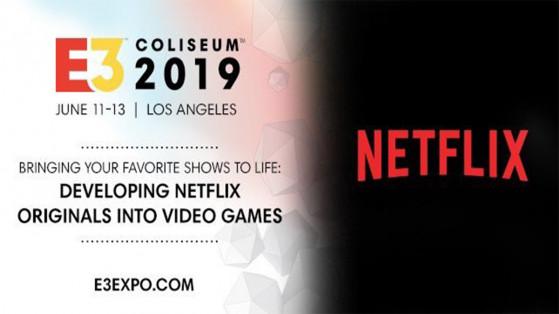 E3 2019 : Netflix sera de la partie au cours d'un panel dédié