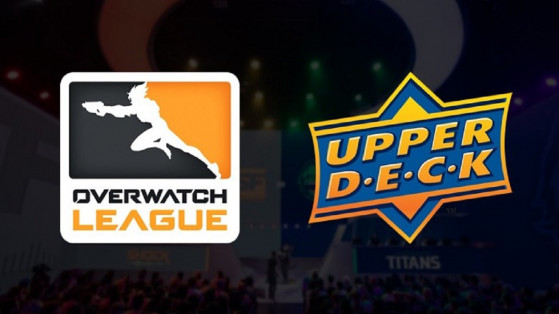 Overwatch League : Blizzard en partenariat avec Upper Deck
