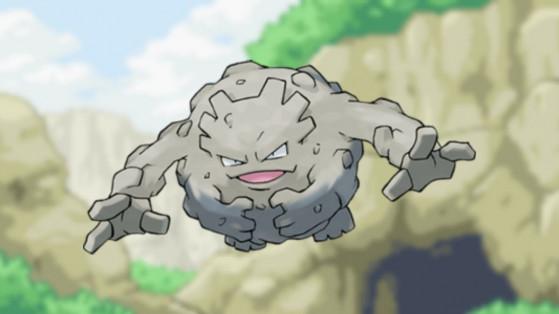 Pokemon Rumble Rush : Grotte Gravalanch, soluce