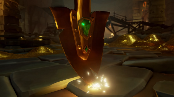 Soluce Sea of Thieves : Tall Tales, Shores of Gold
