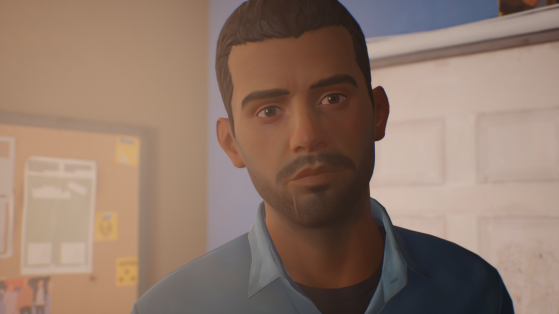 Esteban Diaz, un père aimant et solitaire - Millenium