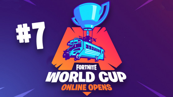 Fortnite World Cup : semaine 7 SOLO, EU, suivi, classement et résultats