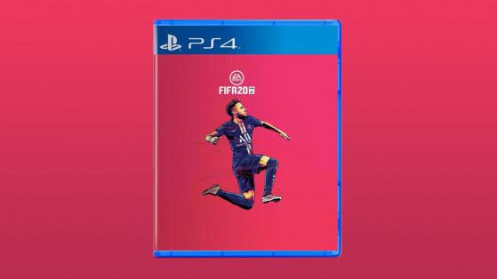 Neymar sur la jaquette de FIFA 20 ?