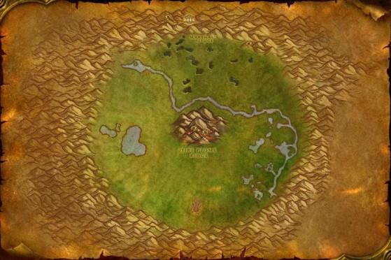 Cratère d'Un'Goro - WoW : Classic