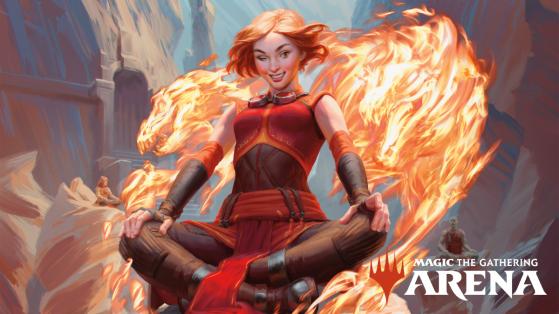 Magic Arena, MTGA : cartes Magic 2020 (Core Set 2020), Chandra