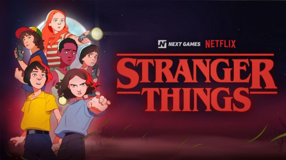 E3 2019 : Stranger Things arrive sur IOS et android