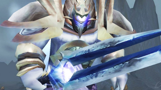 WoW Classic : Lame-tonnerre, épée bénie du Cherchevent, Guide, légendaire