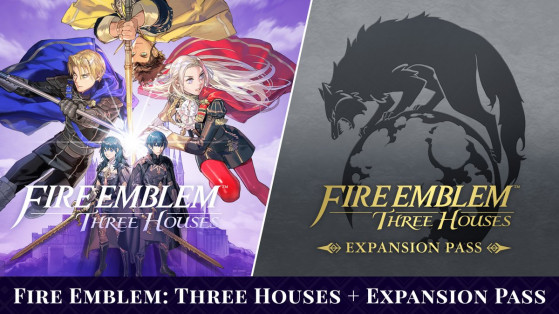 Fire Emblem Three houses : Season Pass, DLC, contenu, Expansion pass, prix