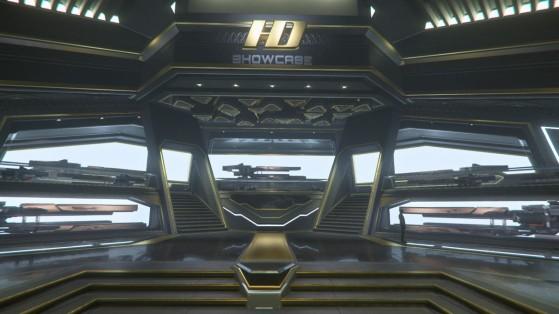 Hurston Dynamics est à la pointe de la technologie militaire - Star Citizen