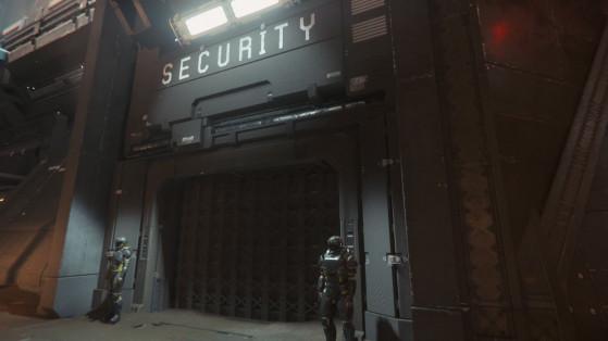 Bureau d'Hurston Security - Star Citizen