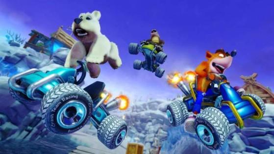 Crash Team Racing : Wumpa Week-end - 12 juillet
