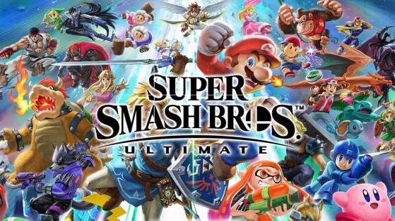 SSBU : 3 000 participants sur Smash Ultimate pour l'EVO 2019
