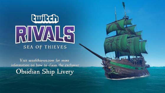Sea of Thieves : Twitch Rivals, tournois, 100 000$