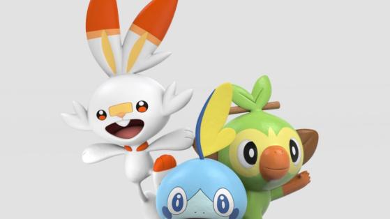 Pokemon switch, épée, bouclier : bonus précommande micromania