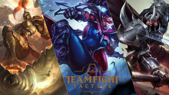 LoL - TFT : guide compo Ranger / Knight sur Combat Tactique