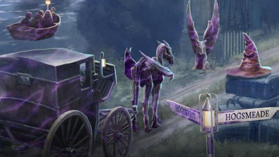 Harry Potter Wizards Unite : événement brillant, retour à Poudlard
