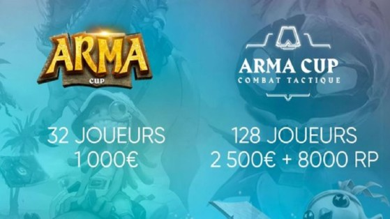TFT - Hearthstone : Arma Convention les 5 et 6 octobre