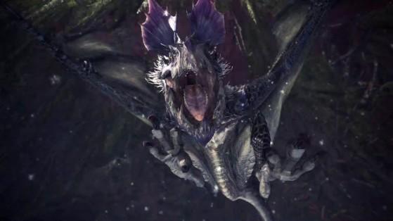 MHW Iceborne : Guide Yian Garuga, monstre