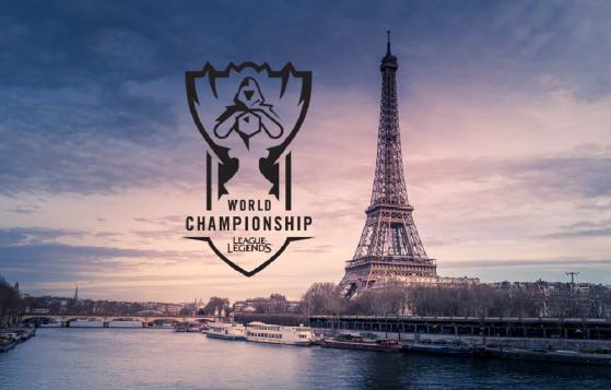 Worlds LoL 2019 : La billeterie ouvrira le 30 août, place, ticket