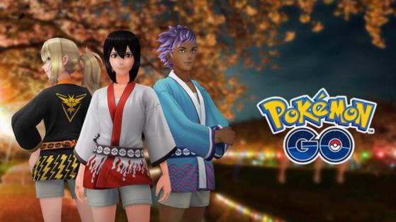 Pokemon GO : nouvelles tenues disponibles dans la Boutique de Mode