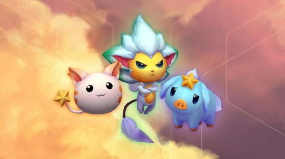 TFT : Les petites légendes des Gardiens des Étoiles arrivent