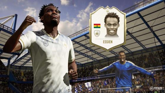 FIFA 20 : Michael Essien rejoint la liste des Icônes sur FUT
