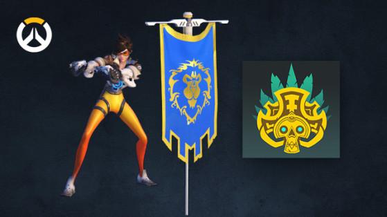 Des répliques, emotes et icônes pour Overwatch - World of Warcraft