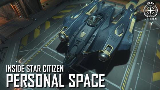 Inside Star Citizen : L'inventaire personnel