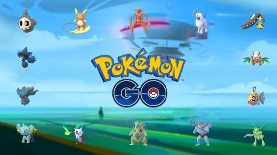 Pokémon GO : liste des raids du 9 au 16 septembre 2019