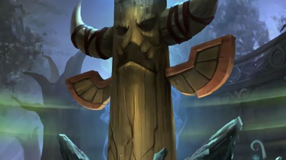 WoW Classic : L'appel de la terre, Totem de Terre, quête Chaman Orc, Troll