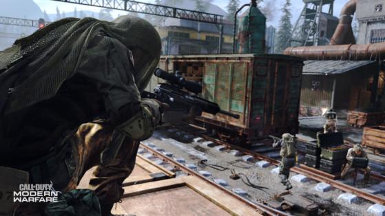 Call of Duty Modern Warfare : système de prestige, grades et récompenses