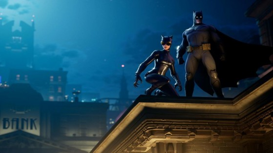 Fortnite : mission Bienvenue à Gotham City, défis, saison 10