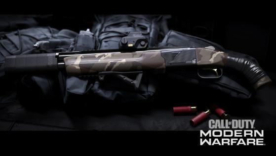 Call of Duty Modern Warfare : guide des meilleures armes, multijoueur cross-plateforme