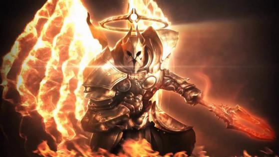 Diablo 3 : Build Croisé Égide de vaillance, Aegis of Valor