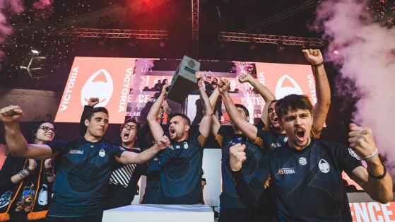 Rainbow Six : Les championnats à travers le monde
